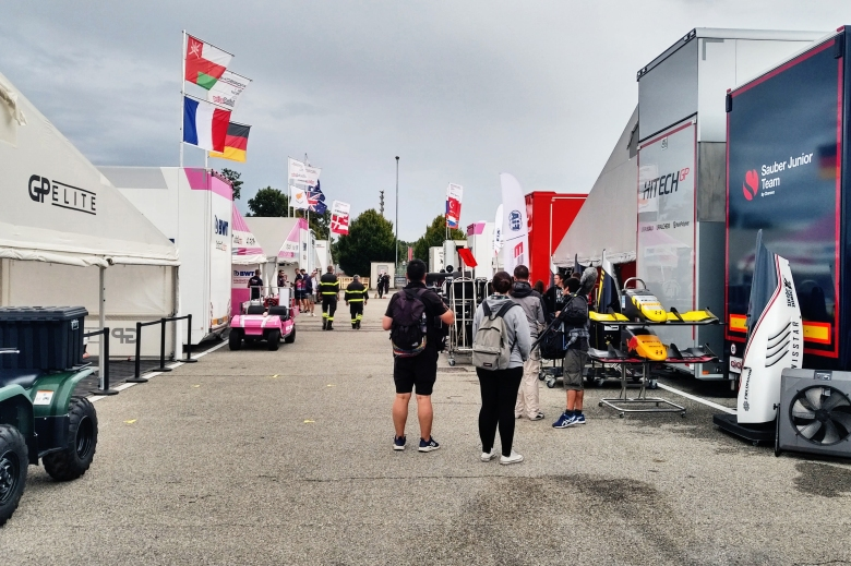 Bruna Pickler / CriaMacau™ /  September 6th, 2019 at Monza, Italy
