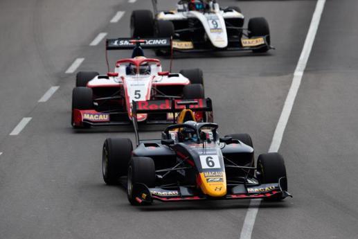 Vips in race Macau GP 2019