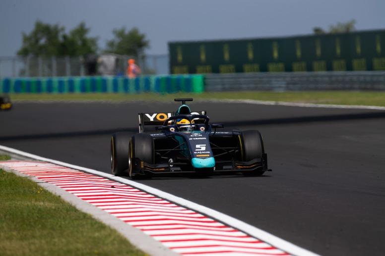 Sergio Sette Camara (BRA, DAMS) 3 de Agosto de 2019, Hungria. (Foto por: Joe Portlock / LAT Images / FIA F2 Championship©)