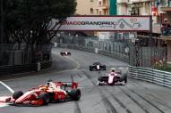 Mick Schumacher (DEU, PREMA RACING) e Anthoine Hubert (FRA, BWT ARDEN) na etapa Mônaco em Monte Carlo, em 24 de Maio de 2019, Mônaco (Foto por Joe Portlock / LAT Images / FIA F2 Championship©)