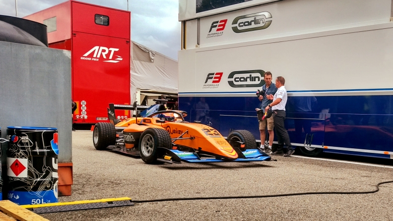 Bruna Pickler / CriaMacau™ / September 6th, 2019 at Monza, Italy