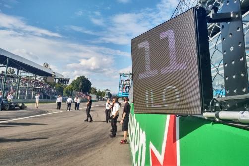 Linha de largada, Circuito Monza Eni, Número 11, Callum Ilott (GBR, SAUBER JUNIOR TEAM POR CHAROUZ) (Photo credit: Bruna Pickler / CriaMacau™ / September 7th, 2019 at Monza, Italy)